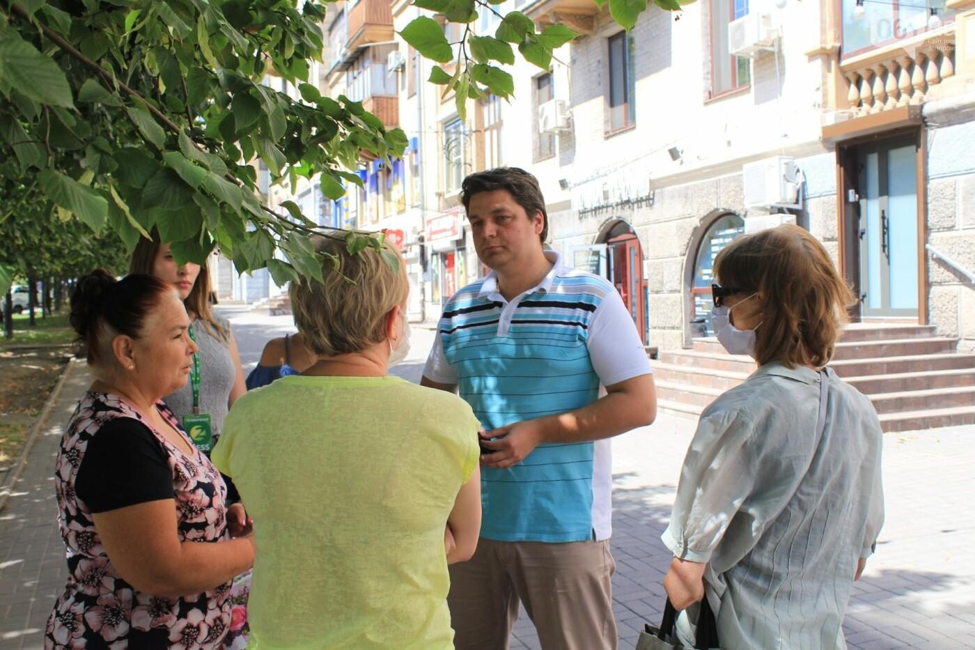После жалоб местных жителей на шум проверили популярное кафе в центре Запорожья, фото-2