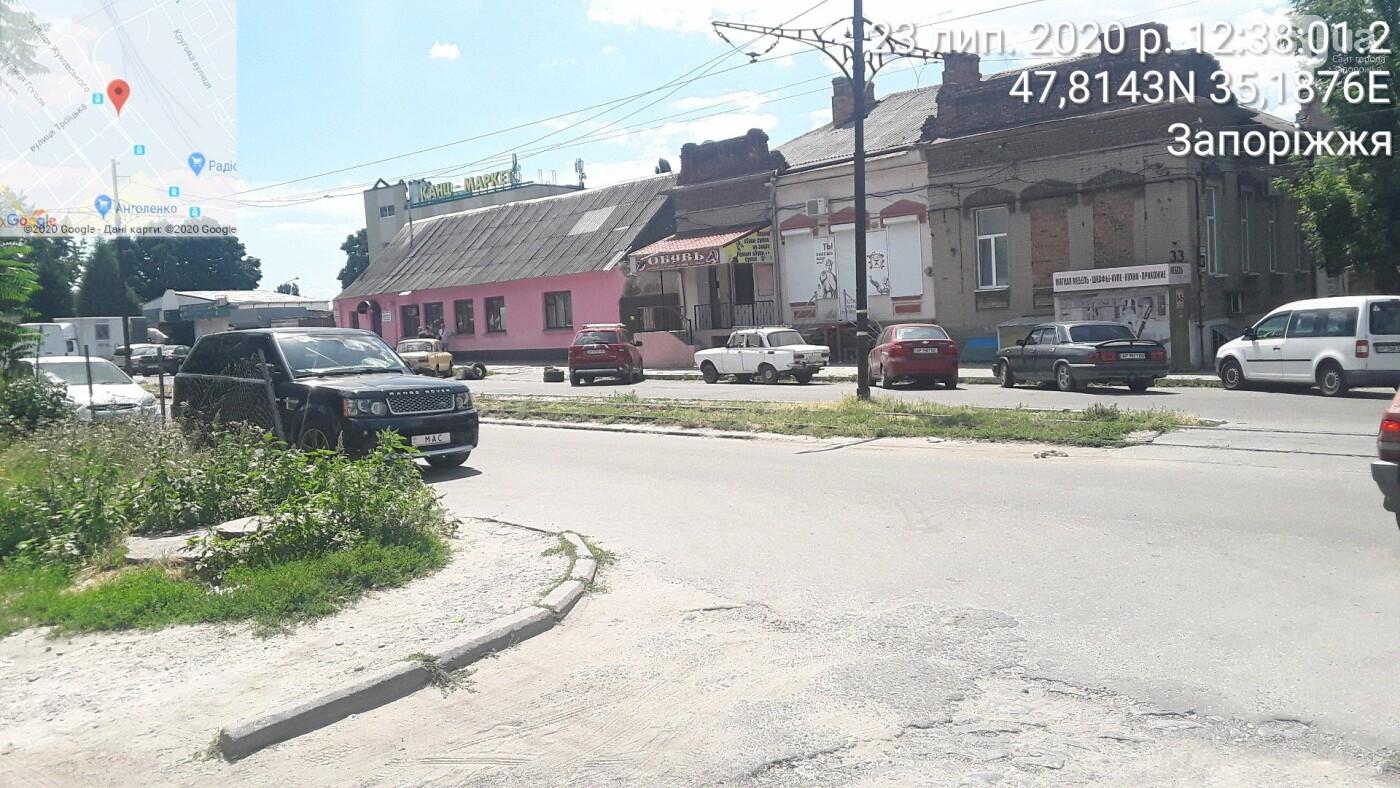 В Запорожье за неделю парковщики выписали штрафов нарушителям на 120 тысяч гривен, фото-2