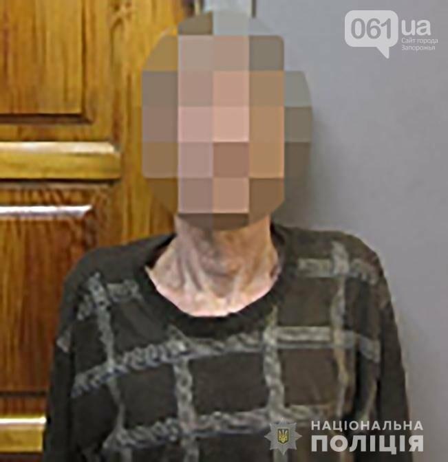 Житель Запорожья во время ссоры выстрелил в свою мать , фото-1