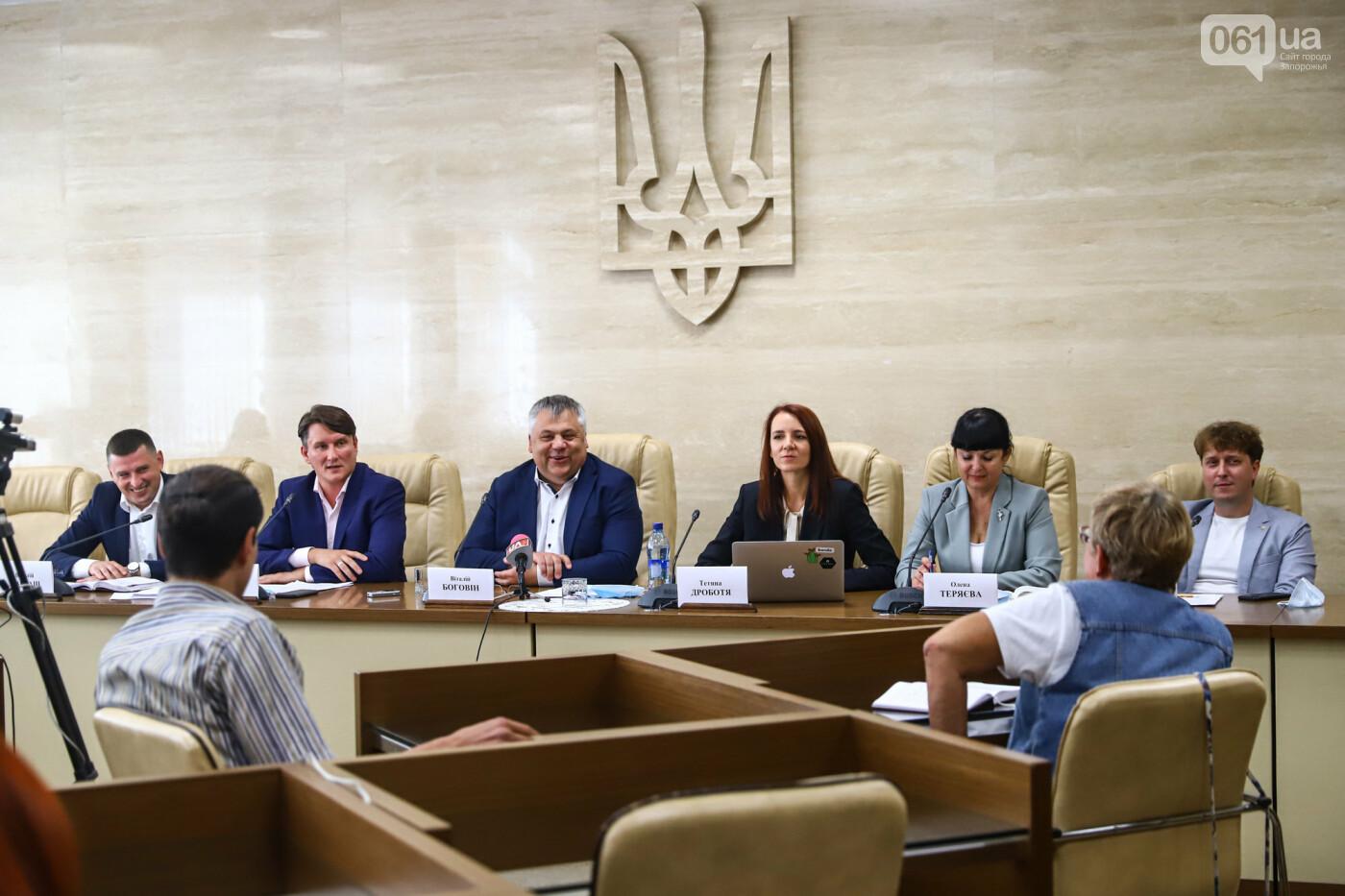 Глава Запорожской ОГА представил команду своих замов, - ФОТО , фото-5