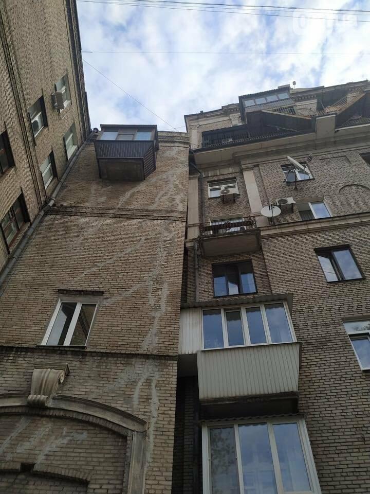 В Запорожье разрушается дом, который является визитной карточкой города, - ФОТО, фото-7