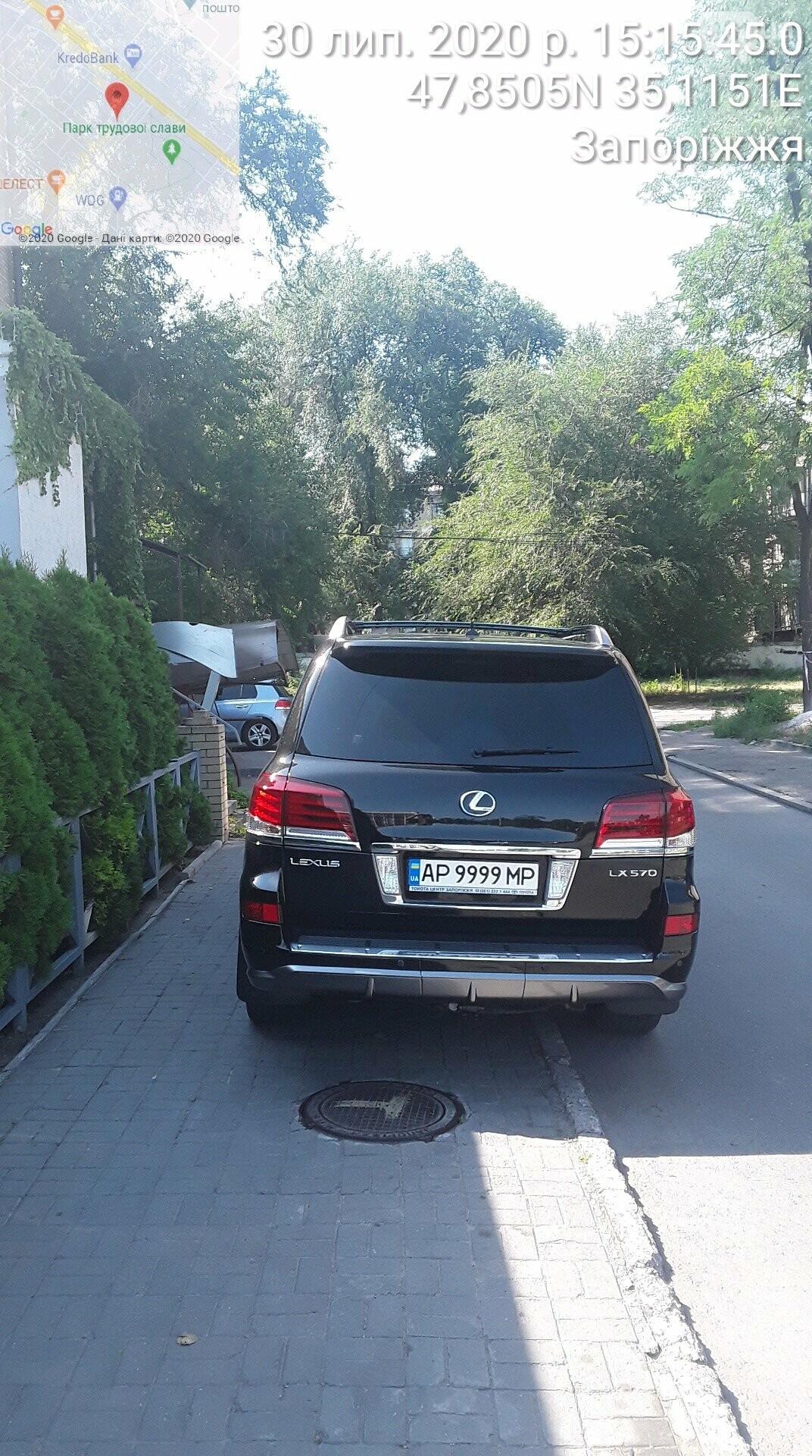 1100 нарушений и 200 тысяч гривен в бюджет: запорожские инспекторы по парковке отчитались о работе за июль, фото-3