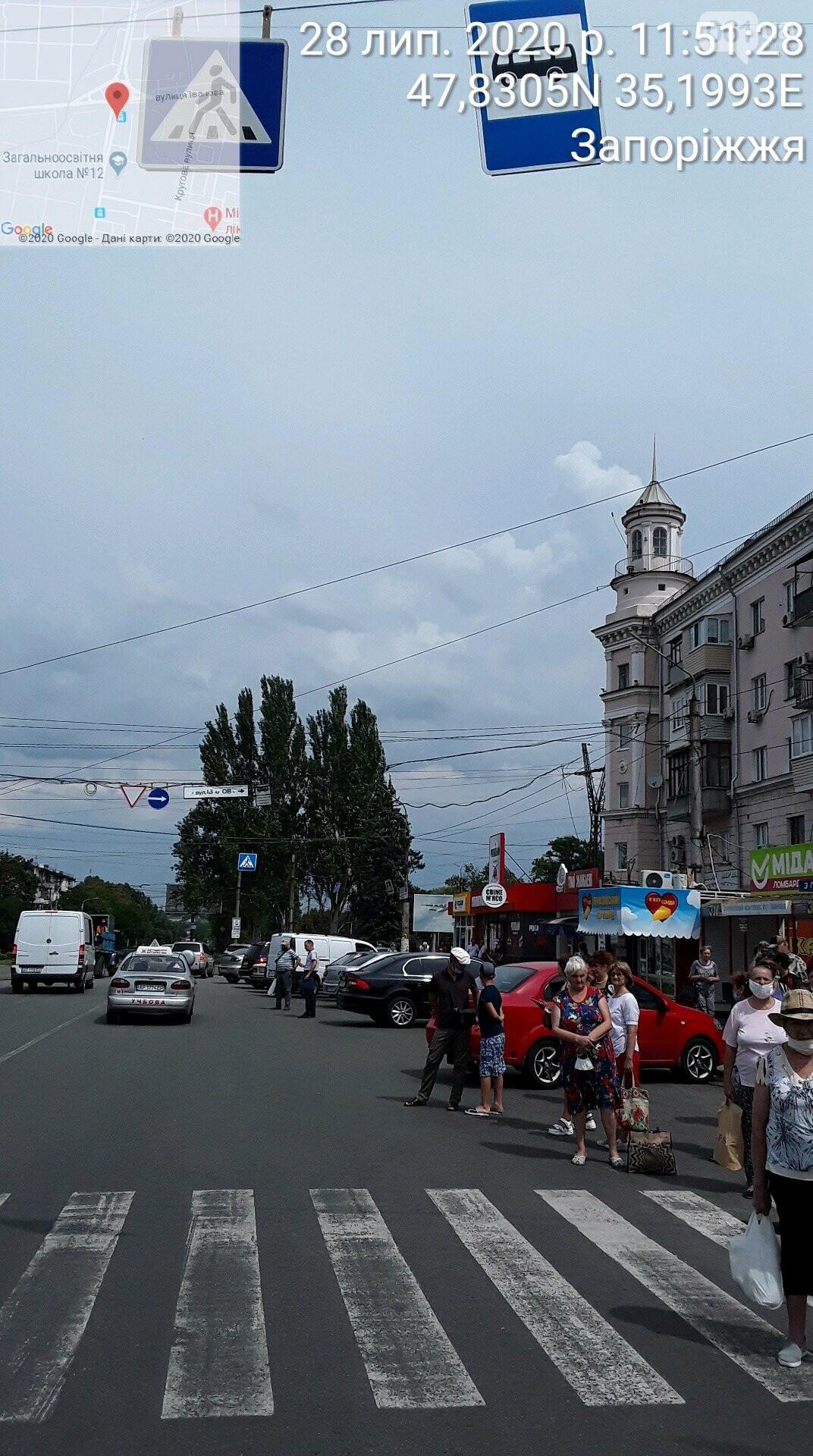 1100 нарушений и 200 тысяч гривен в бюджет: запорожские инспекторы по парковке отчитались о работе за июль, фото-4