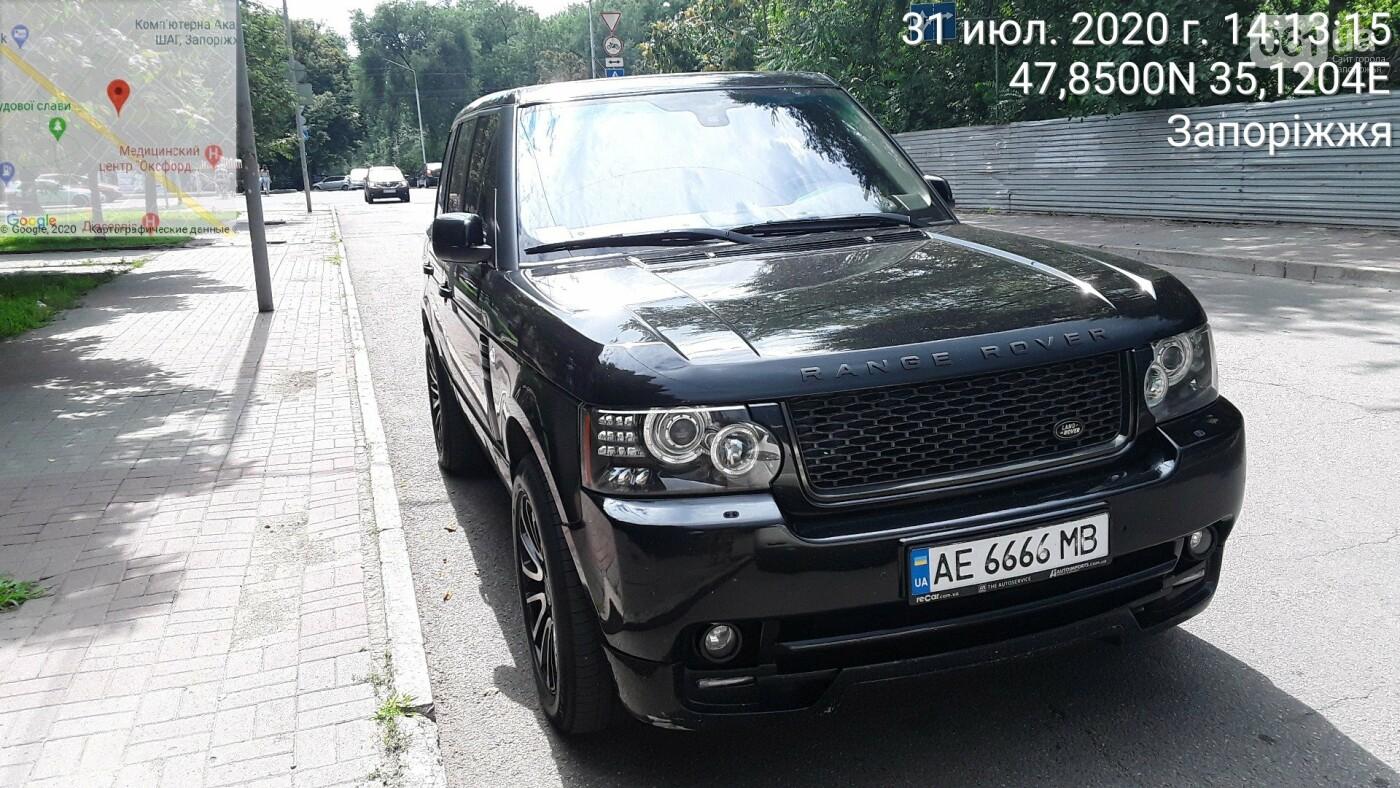 1100 нарушений и 200 тысяч гривен в бюджет: запорожские инспекторы по парковке отчитались о работе за июль, фото-1