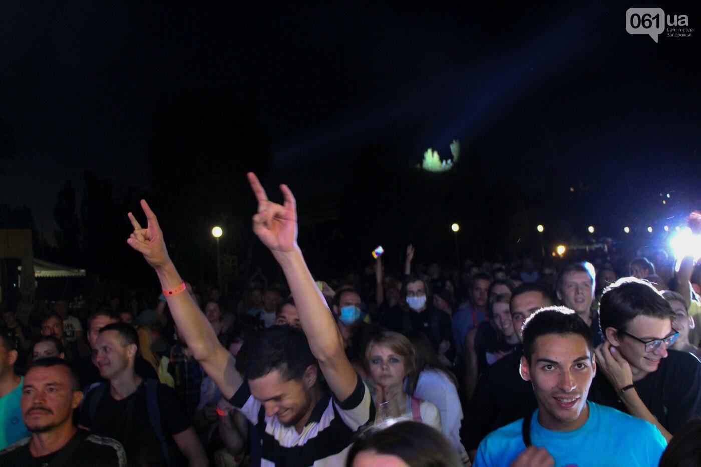 Концерт группы «Жадан і Собаки» собрал сотни запорожцев: как это было, - ФОТОРЕПОРТАЖ, фото-21
