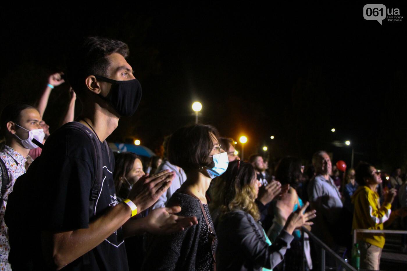 Концерт группы «Жадан і Собаки» собрал сотни запорожцев: как это было, - ФОТОРЕПОРТАЖ, фото-35
