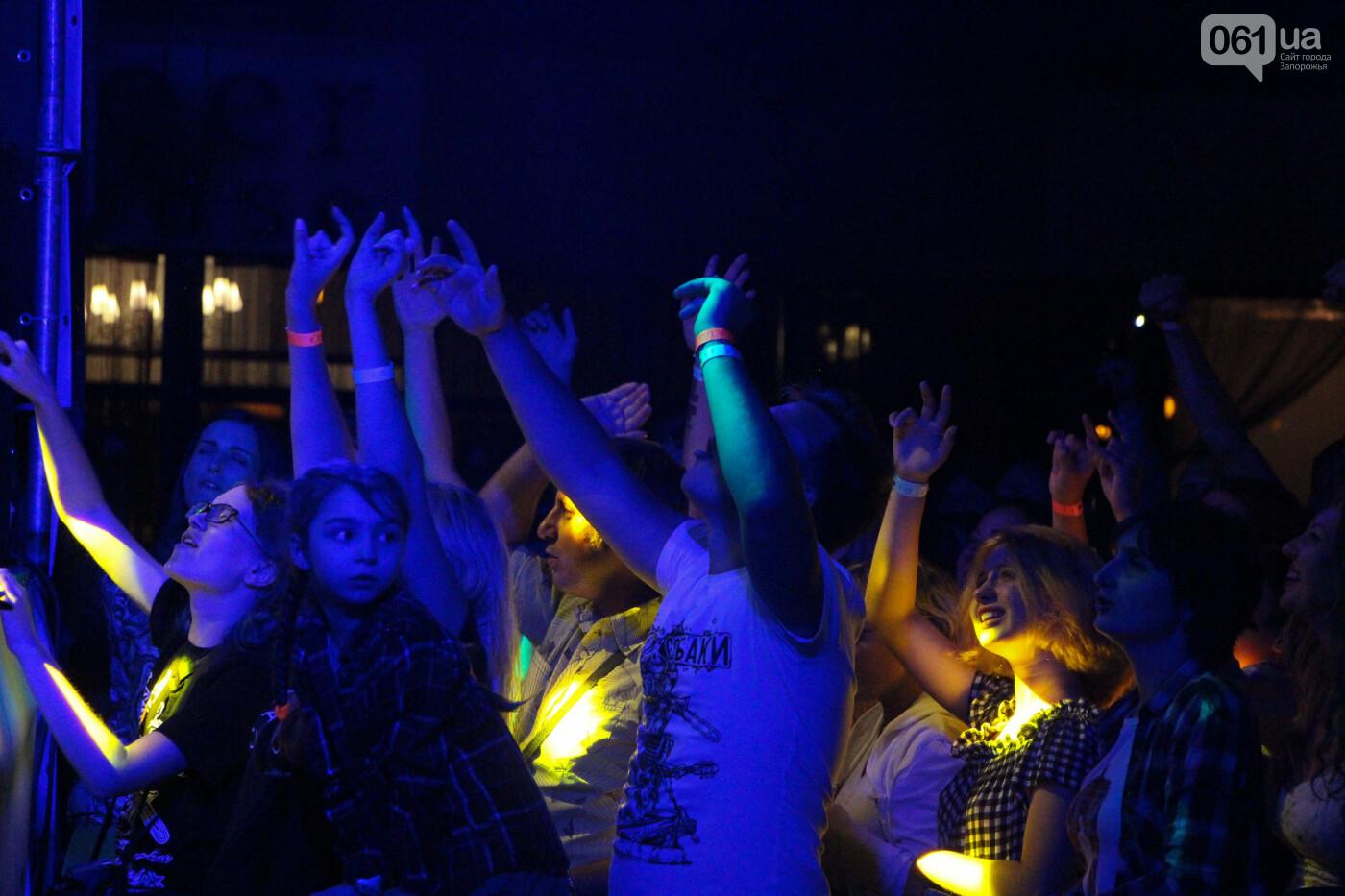 Концерт группы «Жадан і Собаки» собрал сотни запорожцев: как это было, - ФОТОРЕПОРТАЖ, фото-13