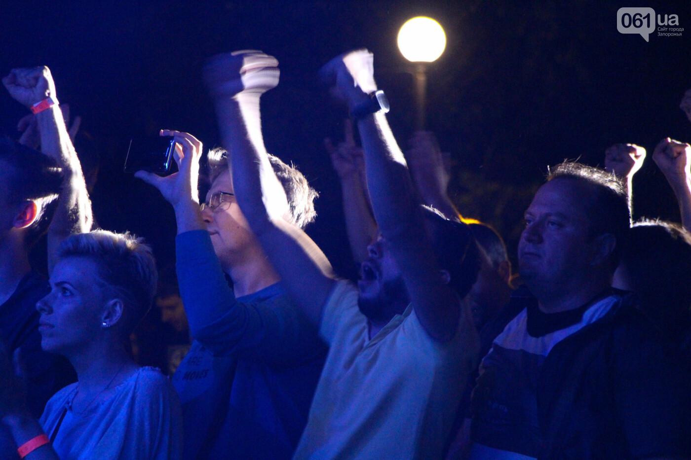 Концерт группы «Жадан і Собаки» собрал сотни запорожцев: как это было, - ФОТОРЕПОРТАЖ, фото-31