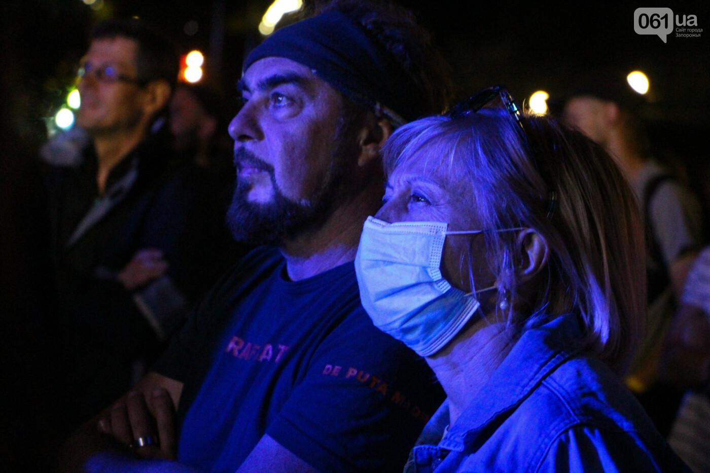Концерт группы «Жадан і Собаки» собрал сотни запорожцев: как это было, - ФОТОРЕПОРТАЖ, фото-25
