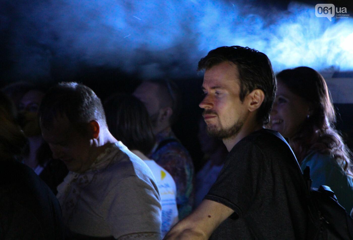 Концерт группы «Жадан і Собаки» собрал сотни запорожцев: как это было, - ФОТОРЕПОРТАЖ, фото-29