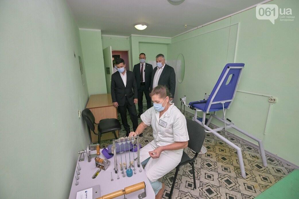Визит Зеленского в Запорожье в фотографиях и высказываниях, фото-50