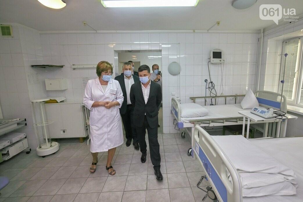 Визит Зеленского в Запорожье в фотографиях и высказываниях, фото-49
