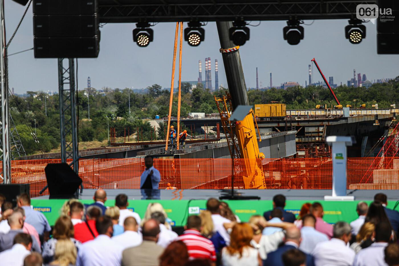Визит Зеленского в Запорожье в фотографиях и высказываниях, фото-40