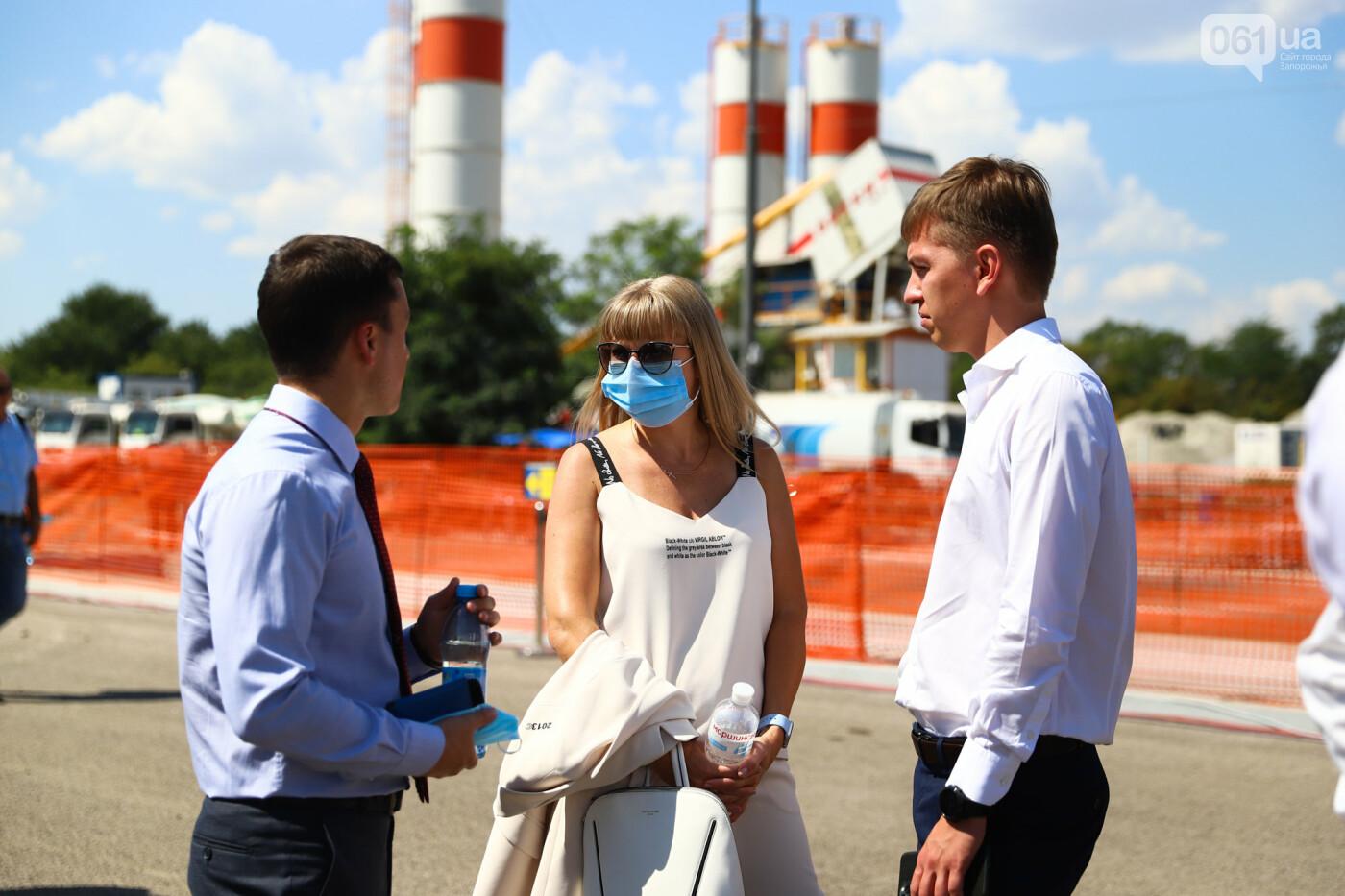 Визит Зеленского в Запорожье в фотографиях и высказываниях, фото-37