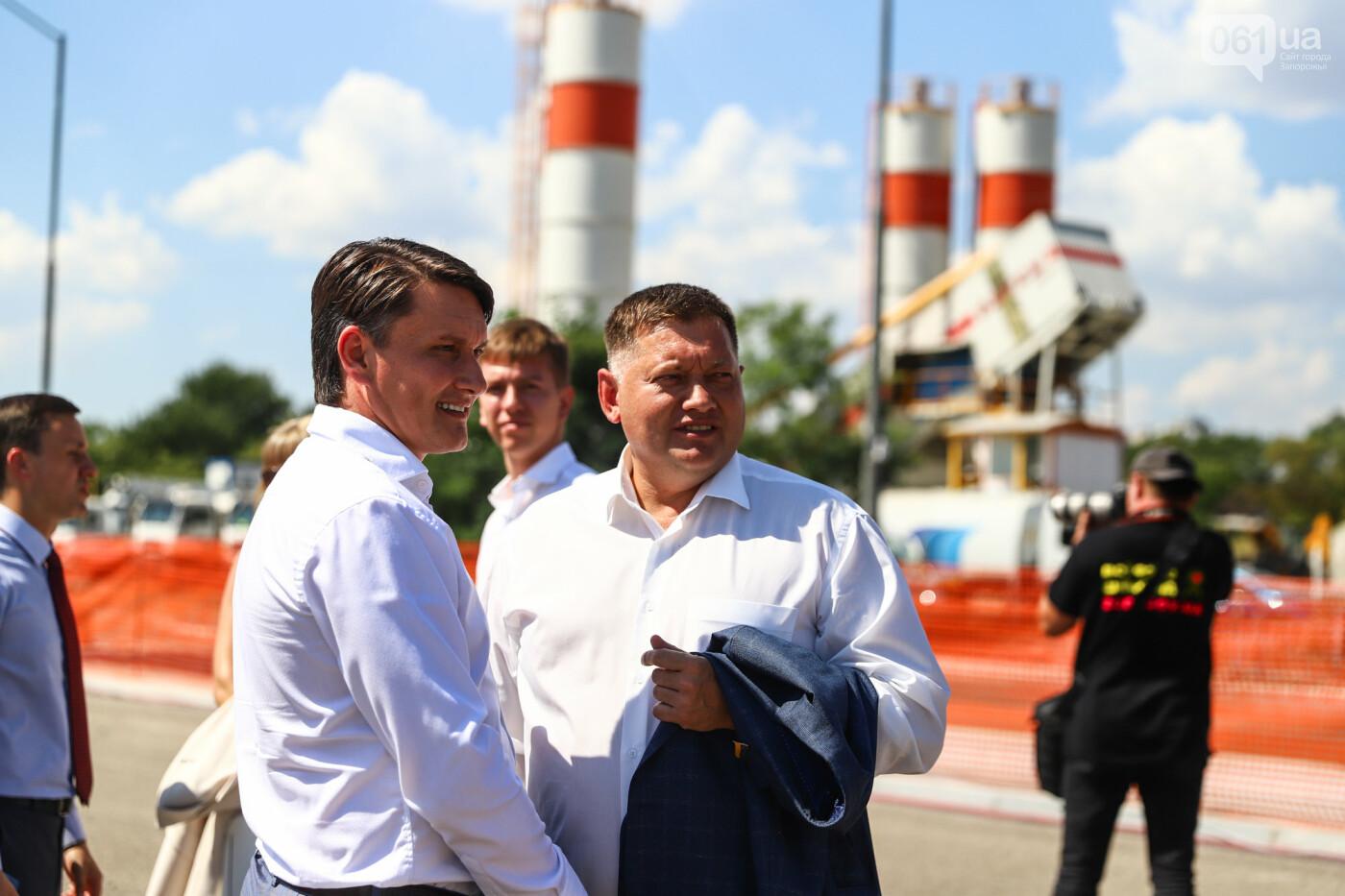 Визит Зеленского в Запорожье в фотографиях и высказываниях, фото-38