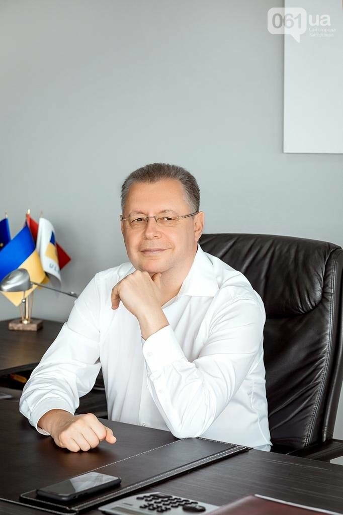 Геннадий Фукс: ответственные лидеры – «За майбутнє»!, фото-1