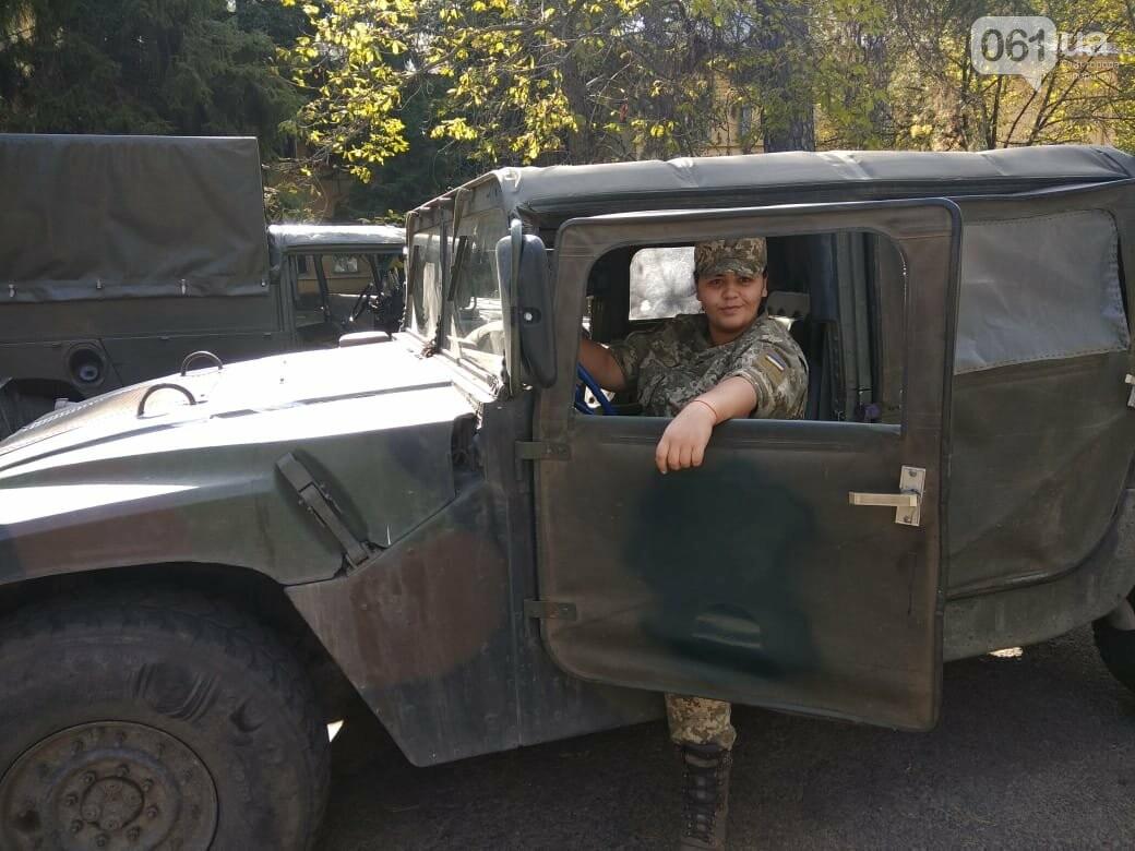 Похудеть на 40 кг, вернуться в украинскую армию и прыгнуть с парашютом: как Галине с Донбасса помогают исполнить мечту в запорожской клинике, фото-3
