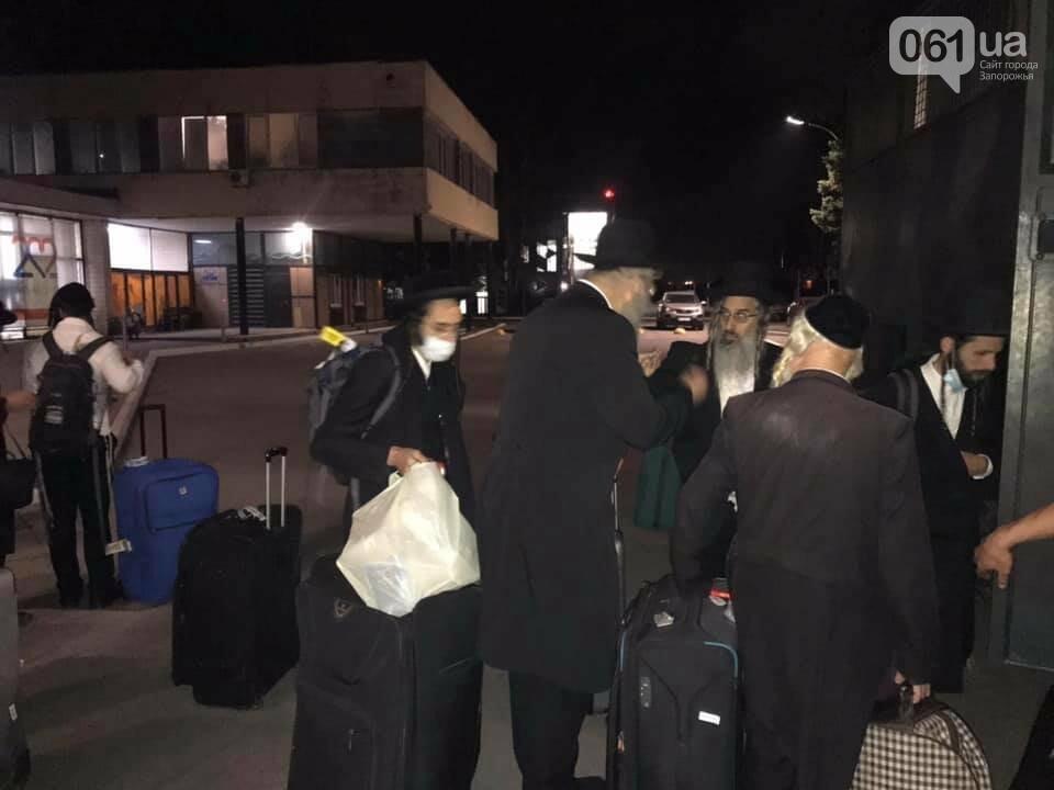В запорожском аэропорту на несколько часов остановили паломников-хасидов, - ВИДЕО, фото-2