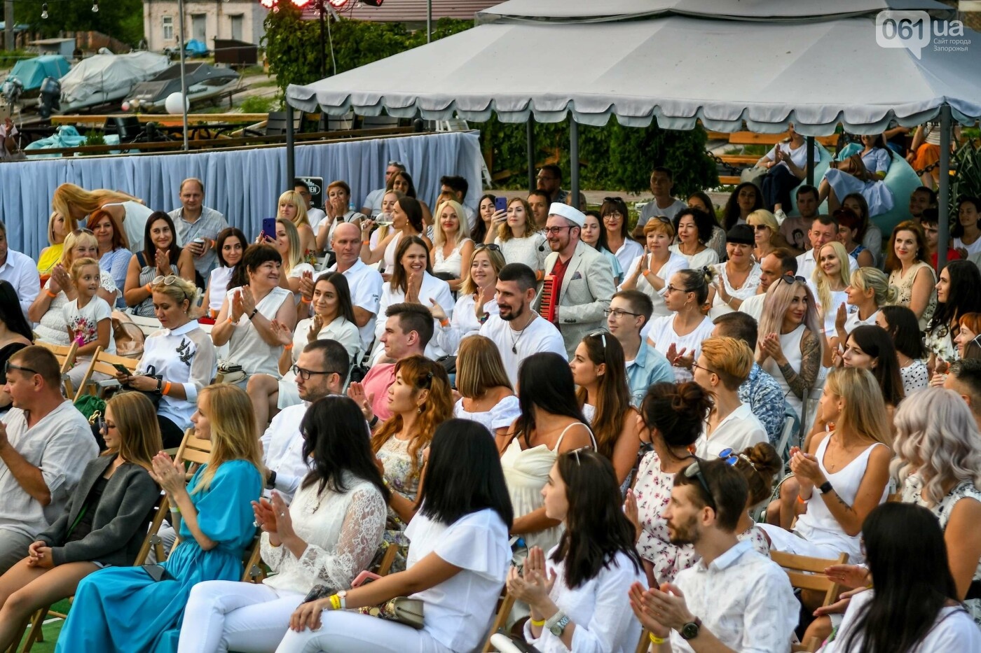 Пианист-виртуоз Майк Кауфман-Портников сыграл джазовый концерт в Запорожье, - ФОТОРЕПОРТАЖ, фото-3