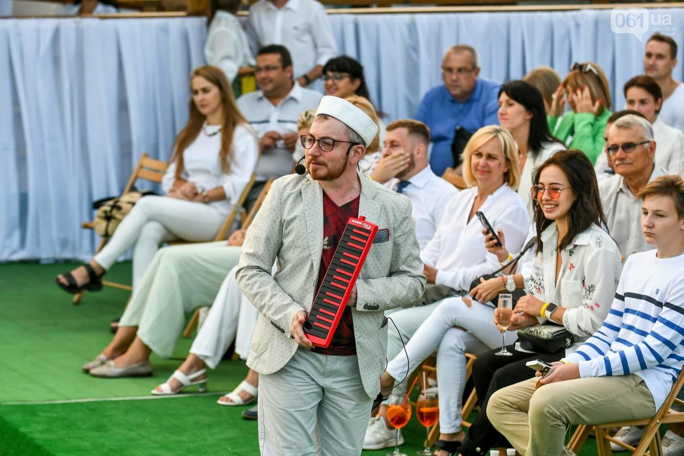 Пианист-виртуоз Майк Кауфман-Портников сыграл джазовый концерт в Запорожье, - ФОТОРЕПОРТАЖ, фото-9