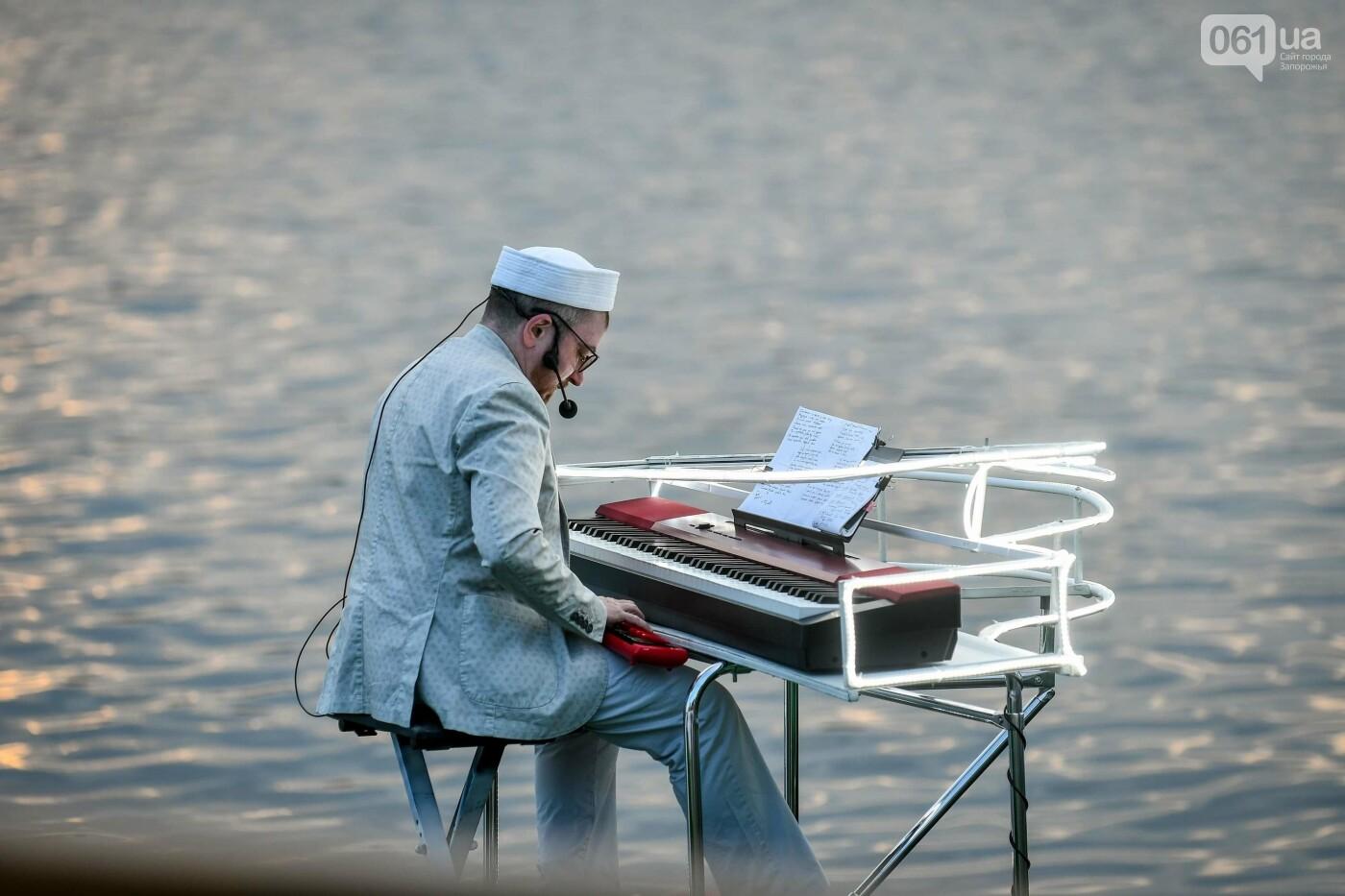Пианист-виртуоз Майк Кауфман-Портников сыграл джазовый концерт в Запорожье, - ФОТОРЕПОРТАЖ, фото-8