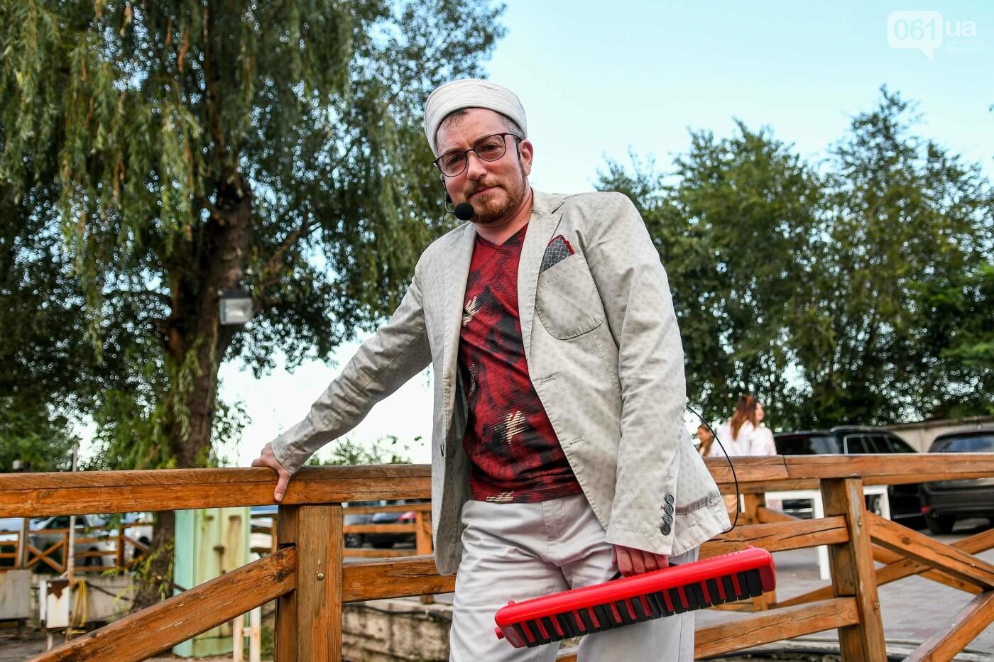 Пианист-виртуоз Майк Кауфман-Портников сыграл джазовый концерт в Запорожье, - ФОТОРЕПОРТАЖ, фото-7