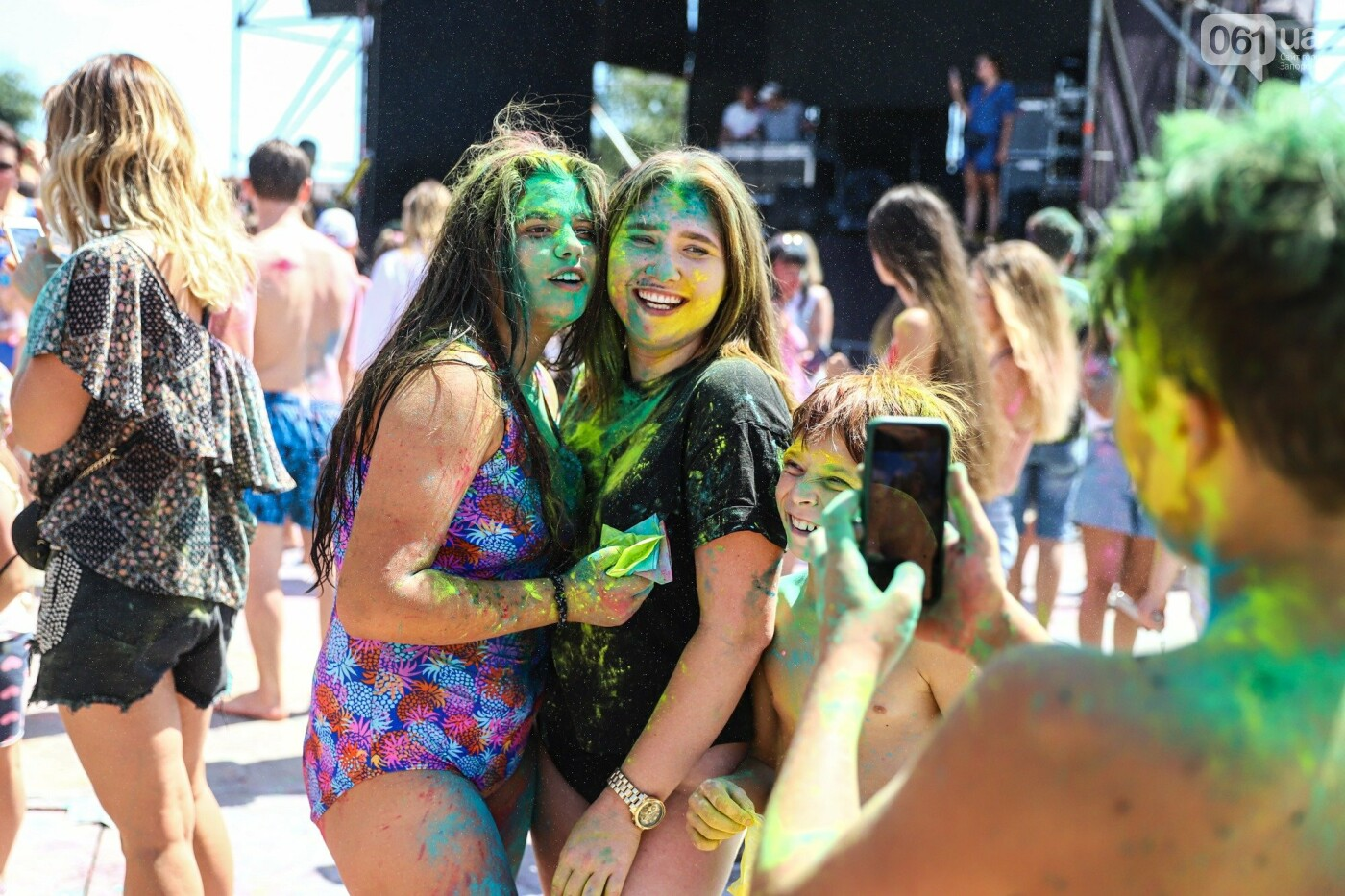 Фестивали, праздники, приезд Зеленского и ночная стройка мостов: август в фотографиях , фото-10
