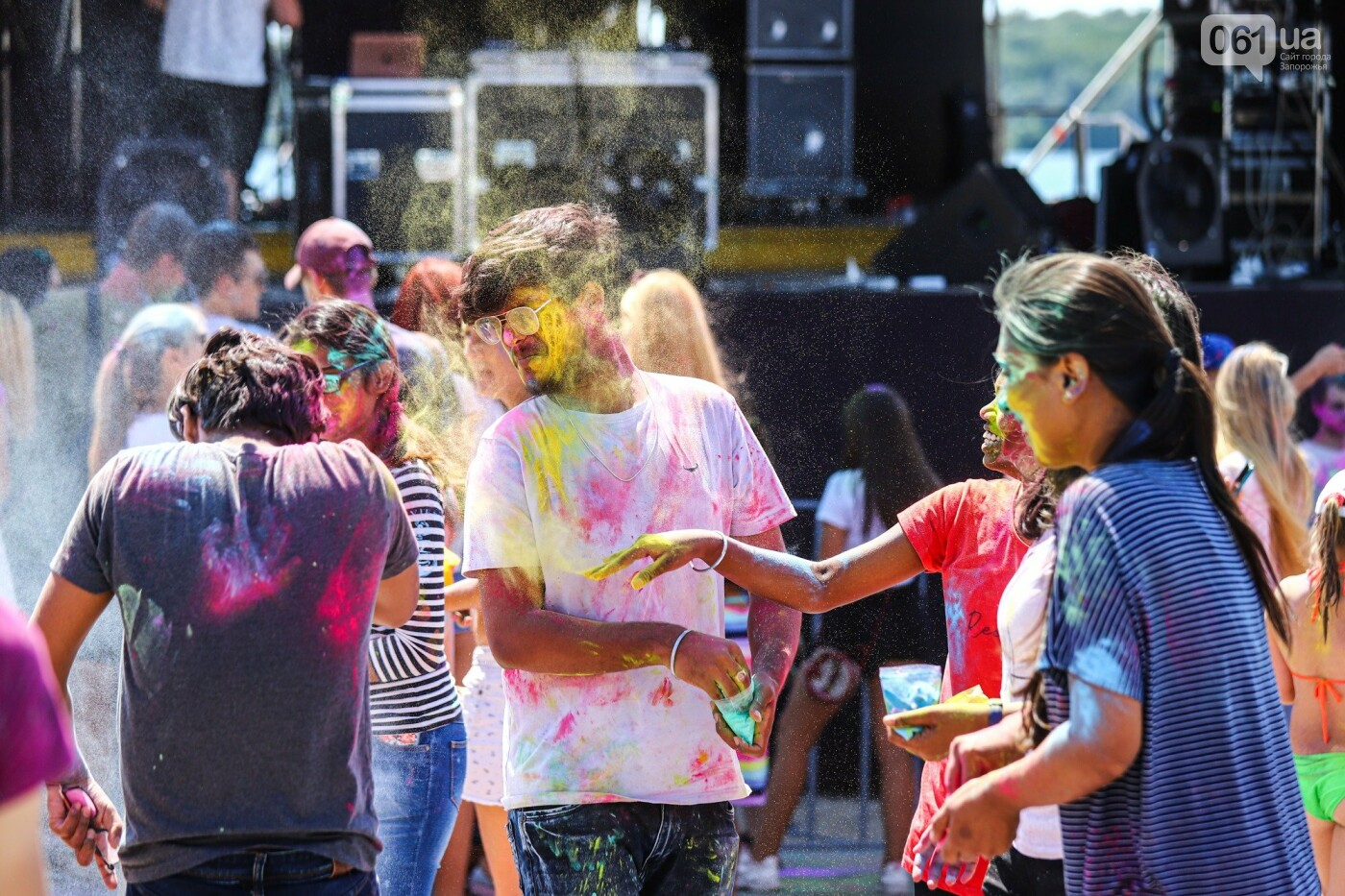 Фестивали, праздники, приезд Зеленского и ночная стройка мостов: август в фотографиях , фото-7