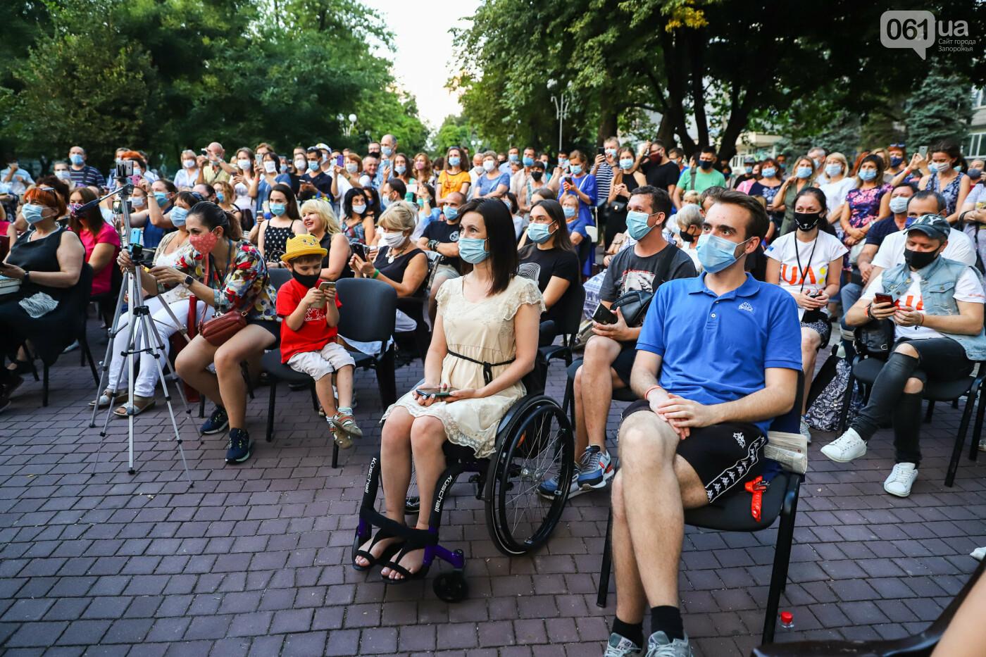 Фестивали, праздники, приезд Зеленского и ночная стройка мостов: август в фотографиях , фото-28