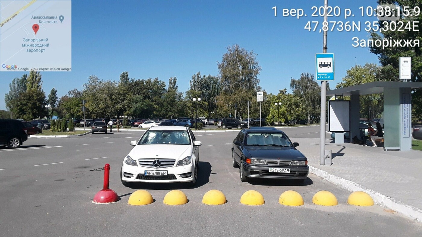 Инспекторы по парковке оштрафовали водителей, которые заблокировали работу транспорта в аэропорту, фото-5