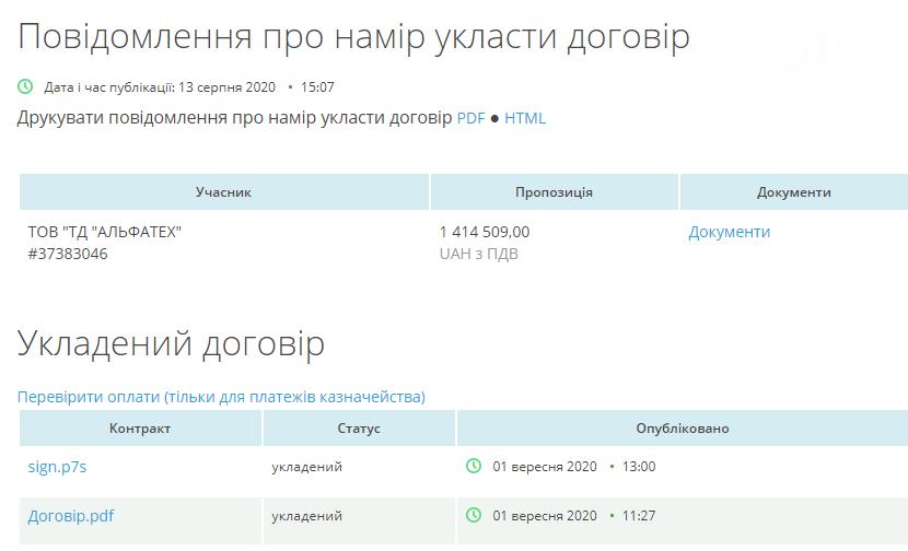 «Запорожэлектротрнс» заплатил 1,4 миллиона гривен за поставку автомобильных шин, фото-1