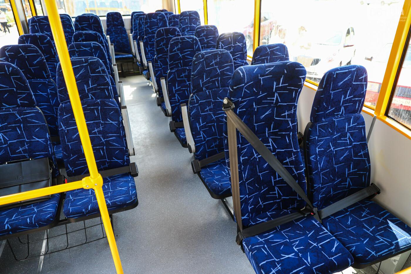 Громадам передали вторую партию школьных автобусов, собранных на ЗАЗ, - ФОТО, фото-3