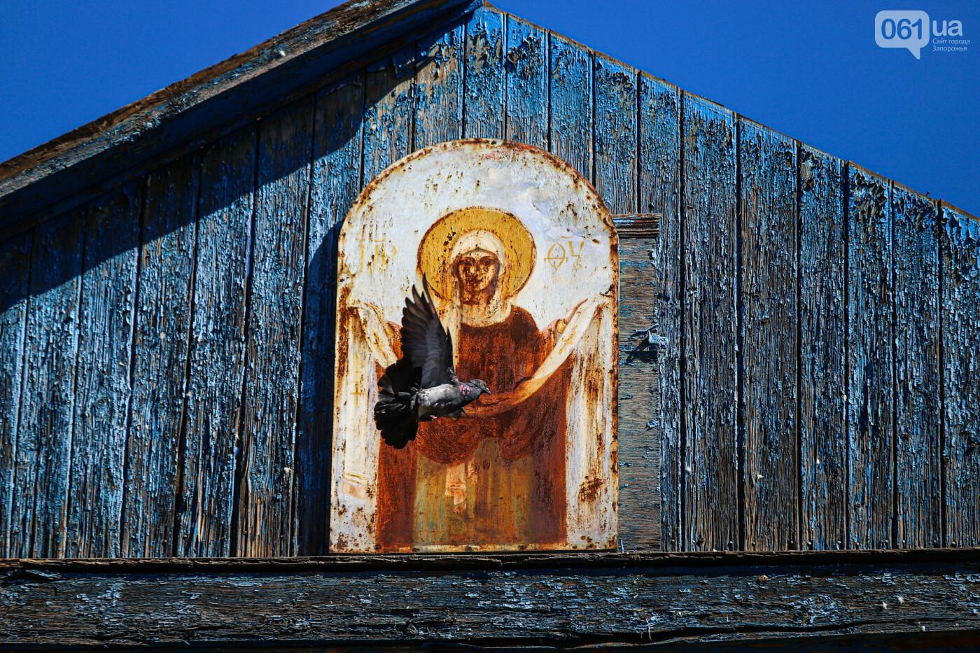 """""""Дело пономарей"""": в Запорожье начали разбирать храм, который пострадал в результате взрыва, - ФОТОРЕПОРТАЖ, фото-13"""