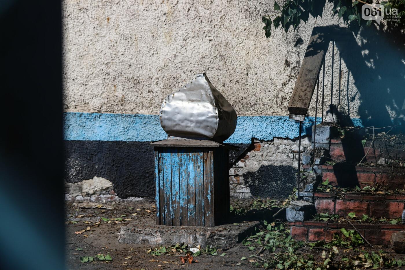 """""""Дело пономарей"""": в Запорожье начали разбирать храм, который пострадал в результате взрыва, - ФОТОРЕПОРТАЖ, фото-16"""