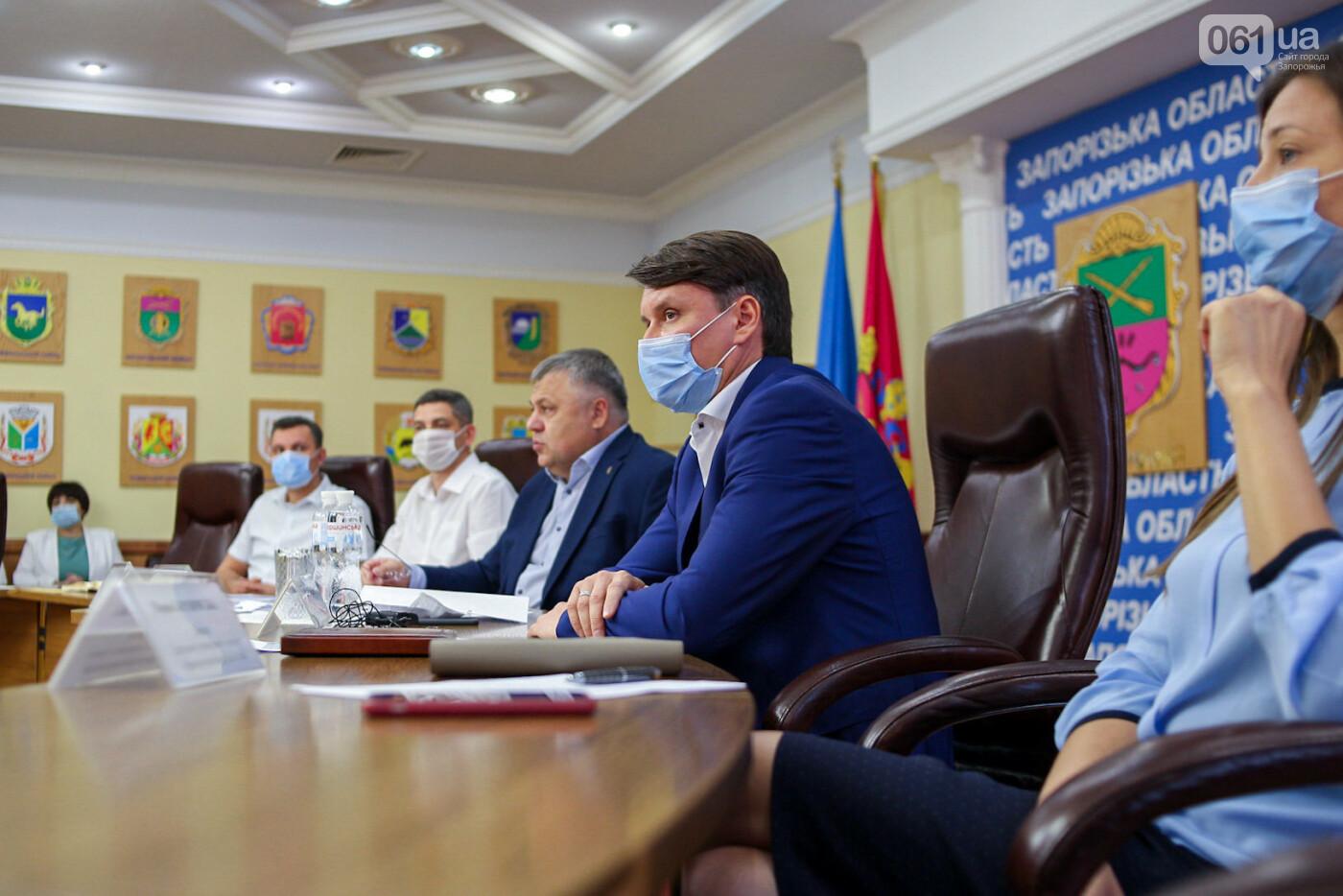 5 років питанням захисту довкілля в Запоріжжя не займались взагалі, – Віталій Тишечко заявив на конференції, присвяченій захисту довкілля, фото-4