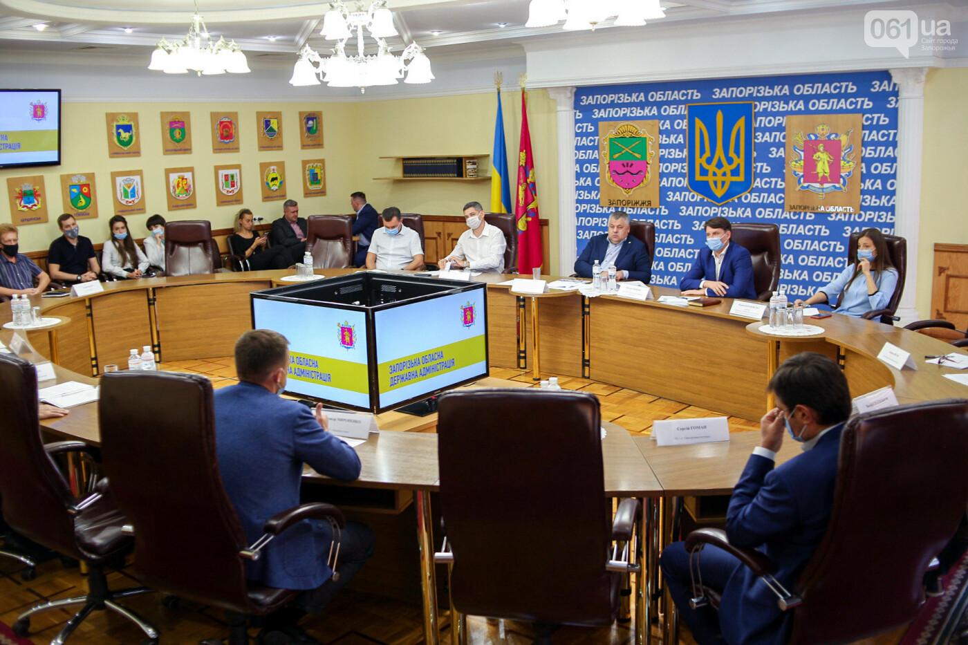 5 років питанням захисту довкілля в Запоріжжя не займались взагалі, – Віталій Тишечко заявив на конференції, присвяченій захисту довкілля, фото-3