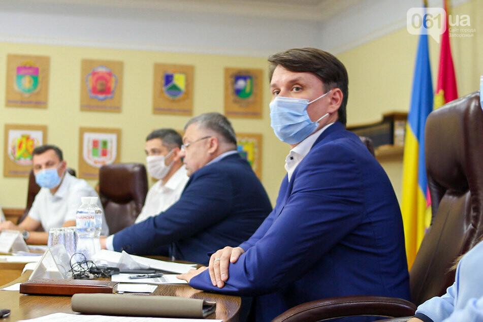 5 років питанням захисту довкілля в Запоріжжя не займались взагалі, – Віталій Тишечко заявив на конференції, присвяченій захисту довкілля, фото-1