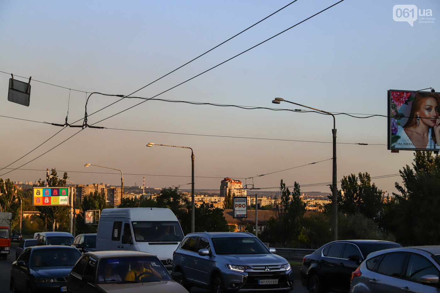 Запорожцы выйдут на митинг за чистый воздух - 10 фото о том, почему, фото-3