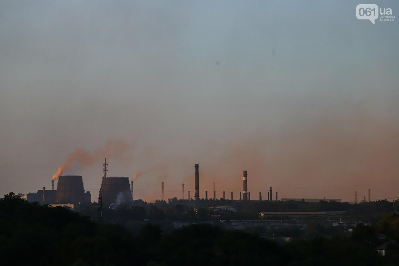 Запорожцы выйдут на митинг за чистый воздух - 10 фото о том, почему, фото-2
