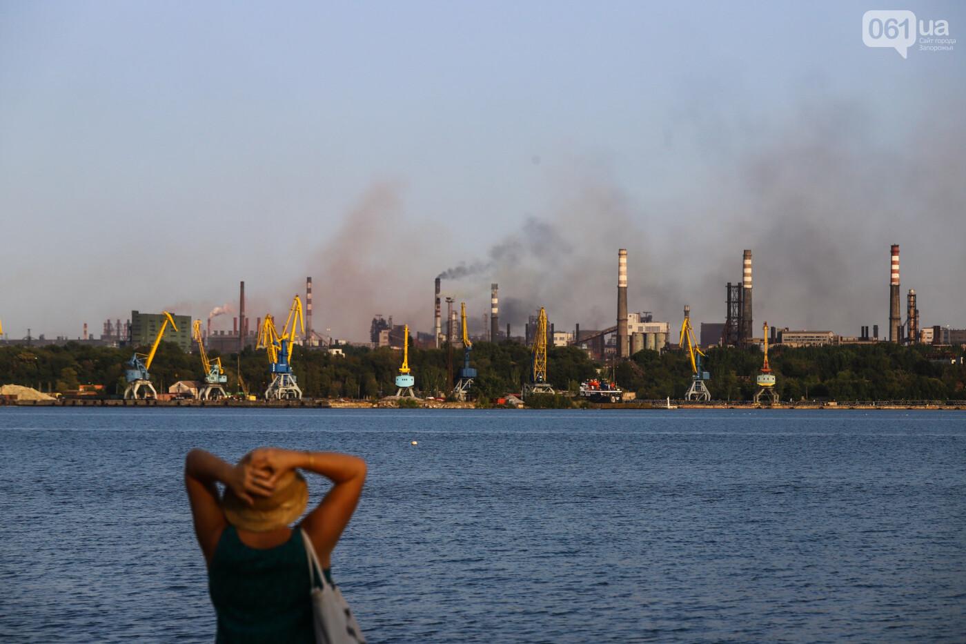 Запорожцы выйдут на митинг за чистый воздух - 10 фото о том, почему, фото-10