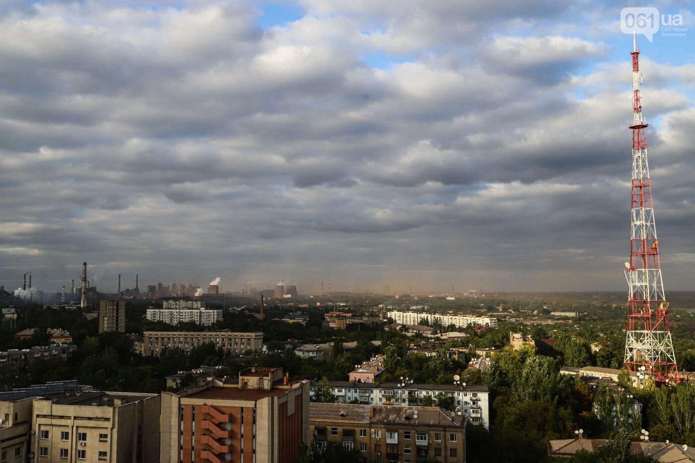 Запорожцы выйдут на митинг за чистый воздух - 10 фото о том, почему, фото-4