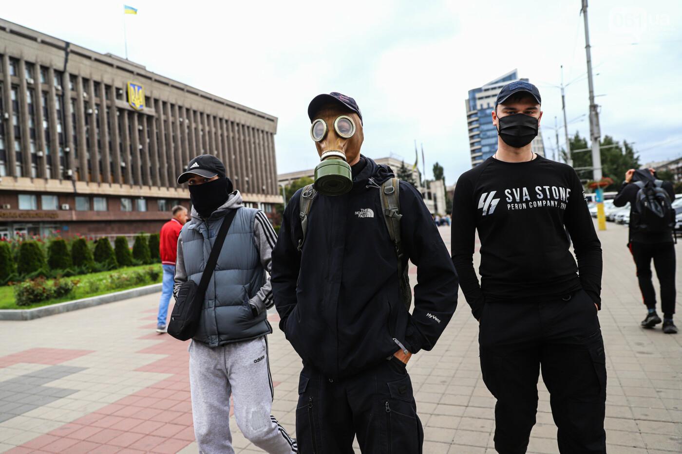 Маю право дихати: тысячи запорожцев вышли на экологический митинг, ФОТО, ВИДЕО, фото-4