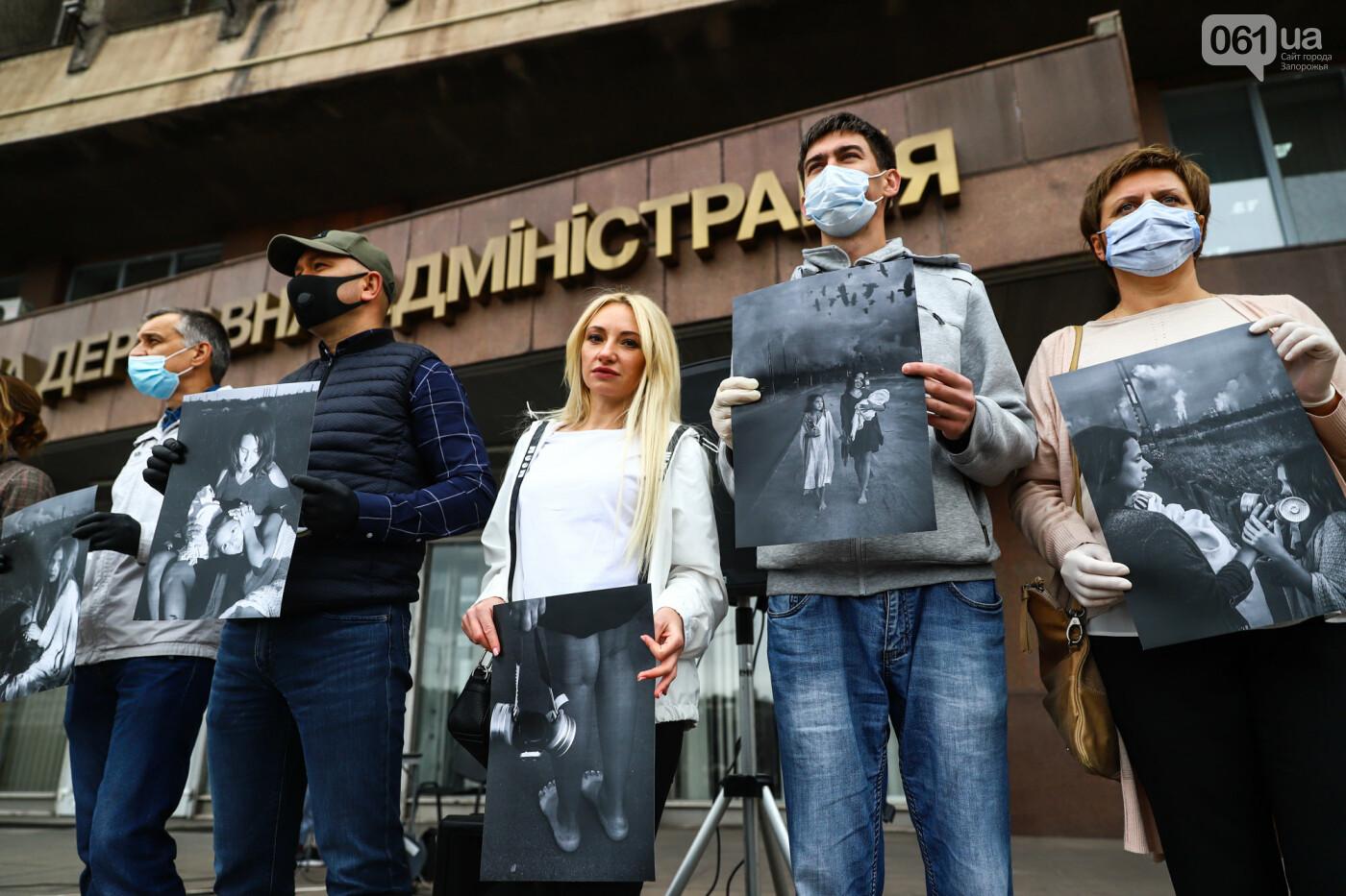 Маю право дихати: тысячи запорожцев вышли на экологический митинг, ФОТО, ВИДЕО, фото-16