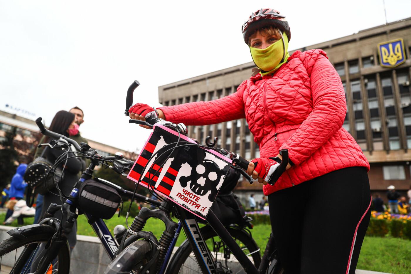 Маю право дихати: тысячи запорожцев вышли на экологический митинг, ФОТО, ВИДЕО, фото-12