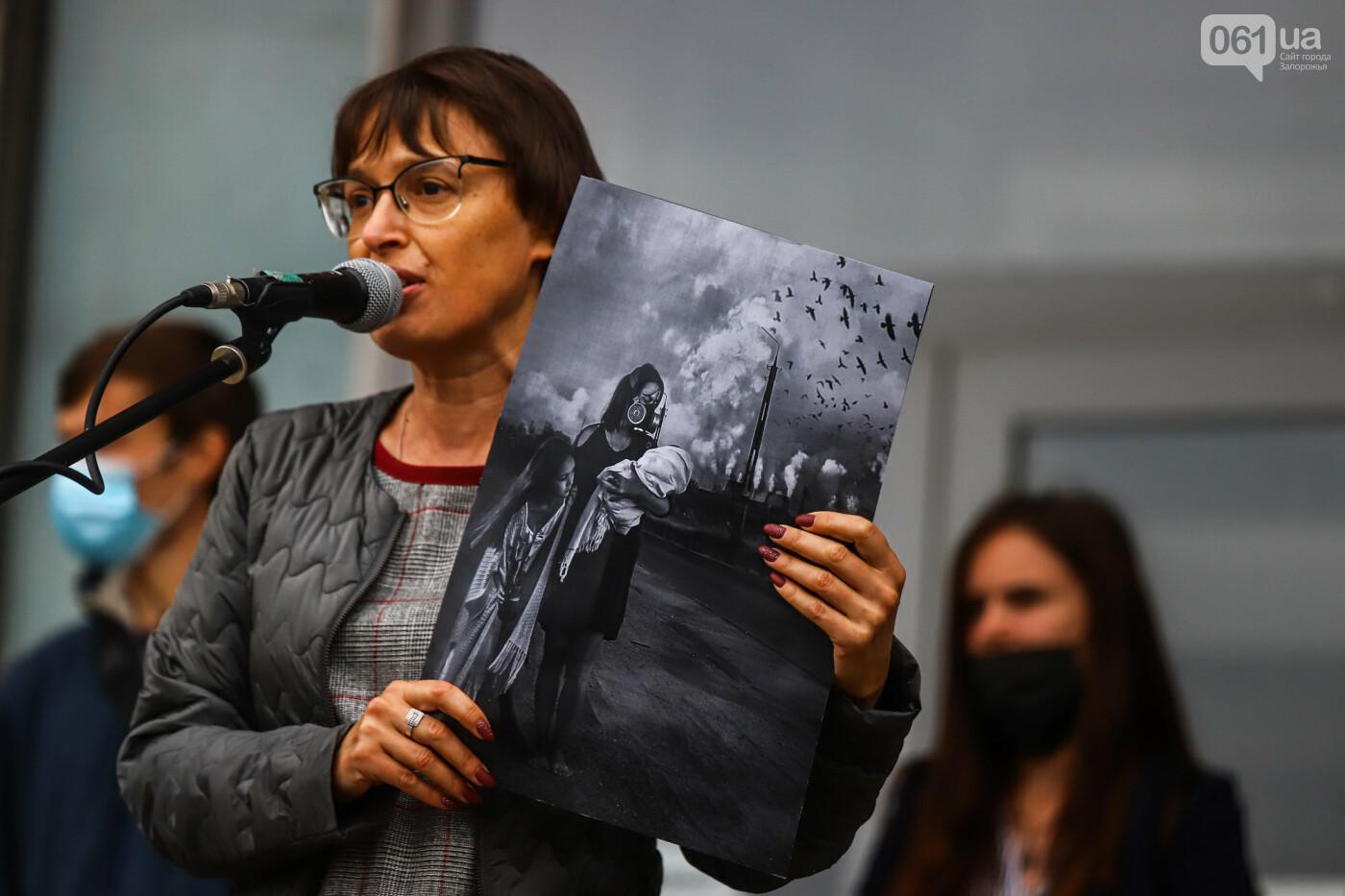 Маю право дихати: тысячи запорожцев вышли на экологический митинг, ФОТО, ВИДЕО, фото-54