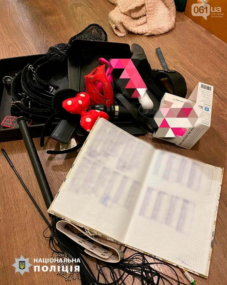 В Запорожье разоблачили сеть порностудий, которые оборудовали в съемных квартирах, - ФОТО, фото-14