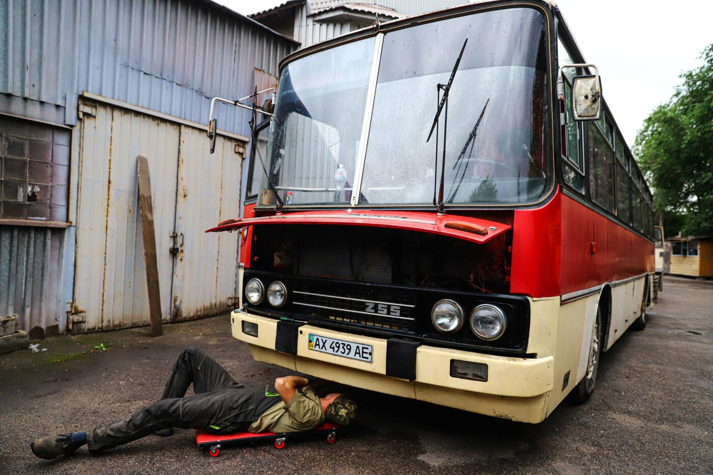 В Запорожье на месте зеленхоза одного из заводов появится Музей специального транспорта, - ФОТОРЕПОРТАЖ, фото-21