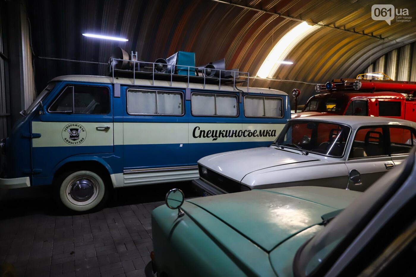 В Запорожье на месте зеленхоза одного из заводов появится Музей специального транспорта, - ФОТОРЕПОРТАЖ, фото-2