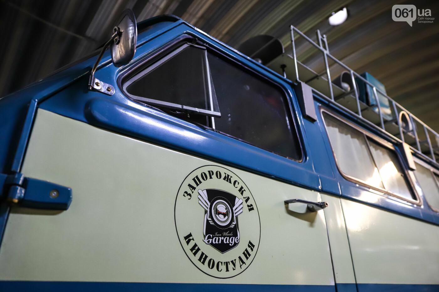 В Запорожье на месте зеленхоза одного из заводов появится Музей специального транспорта, - ФОТОРЕПОРТАЖ, фото-4