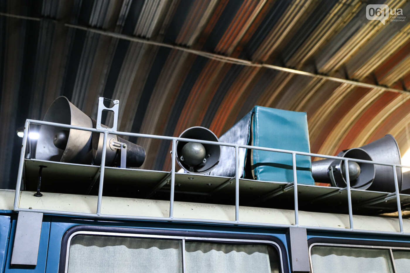 В Запорожье на месте зеленхоза одного из заводов появится Музей специального транспорта, - ФОТОРЕПОРТАЖ, фото-5